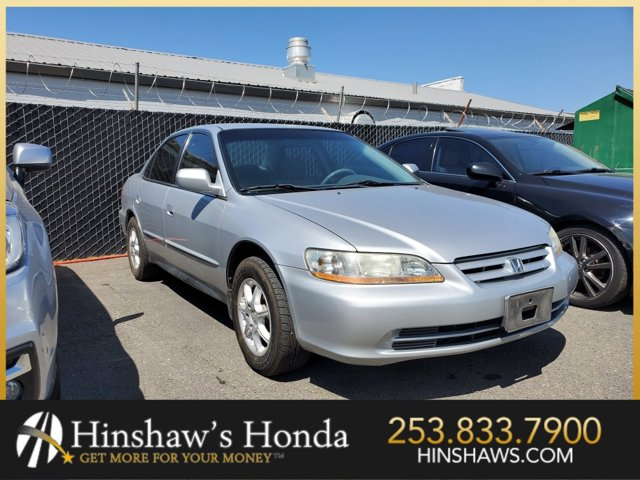 2002 Honda Accord Sdn LX