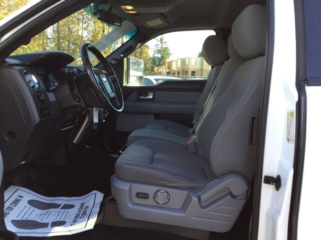 Used 2014 Ford F-150 4WD SuperCab 163 XLT w-HD Payload Pkg