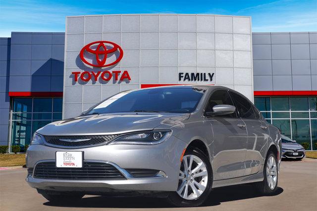Used 2015 Chrysler 200 in Arlington, TX