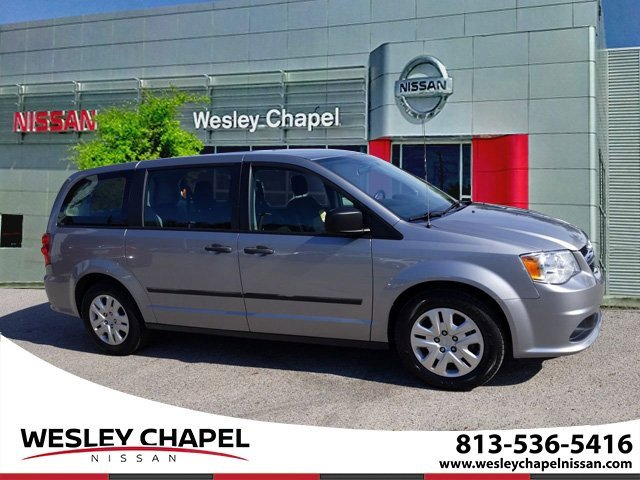 Used 2016 Dodge Grand Caravan in Wesley Chapel, FL