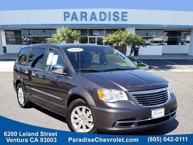 2016 Chrysler Town & Country Touring 4dr Wgn Touring Regular Unleaded V-6 3.6 L/220 [6]