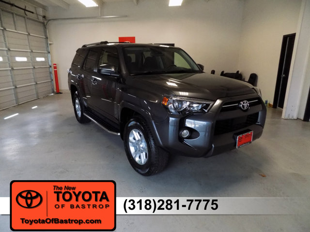 New 2020 Toyota 4Runner in Bastrop, LA