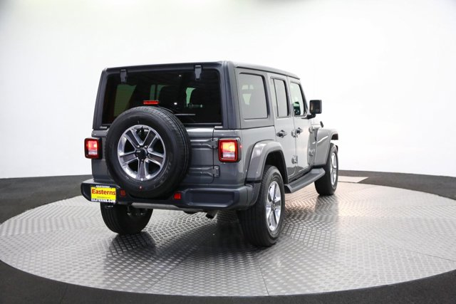 2019 Jeep Wrangler Unlimited for sale 124133 4