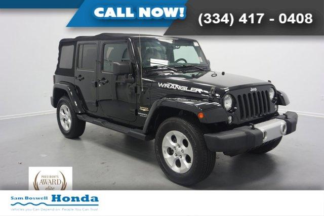 Used 2014 Jeep Wrangler Unlimited in Enterprise, AL