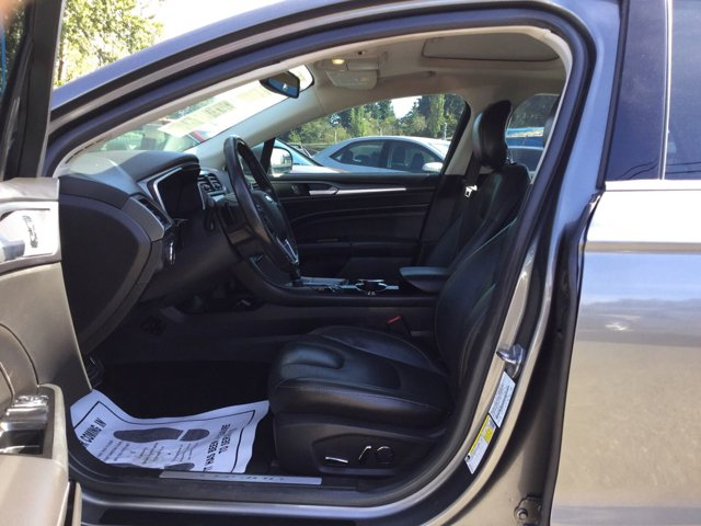 Used 2014 Ford Fusion 4dr Sdn Titanium FWD