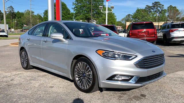 Used 2017 Ford Fusion in Hoover, AL