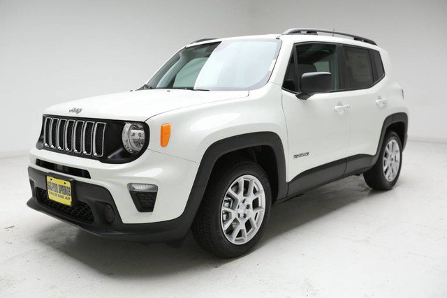 New 2019 Jeep Renegade in Sulphur Springs, TX