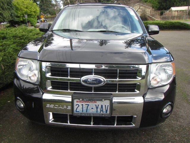 Used 2008 Ford Escape 4WD 4dr I4 CVT Hybrid