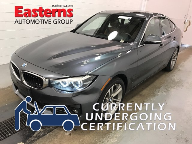 2017 BMW 3 Series 330i xDrive Gran Turismo Hatchback