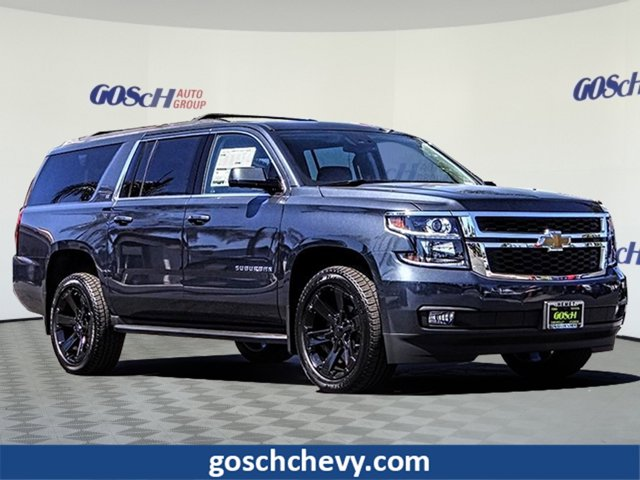 New 2020 Chevrolet Suburban in Hemet, CA