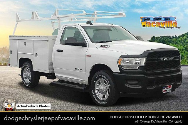 2020 Ram 2500 Tradesman Tradesman 4x2 Reg Cab 8′ Box Premium Unleaded V-8 6.4 L/392 [3]