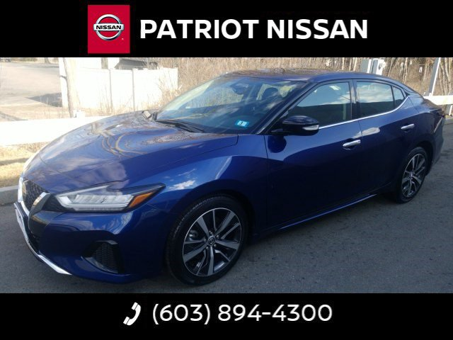 Used 2019 Nissan Maxima in Salem, NH