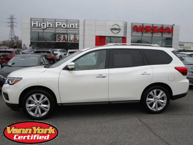 Used 2019 Nissan Pathfinder in High Point, NC