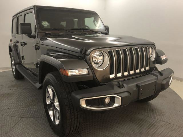 Used 2019 Jeep Wrangler Unlimited in Indianapolis, IN