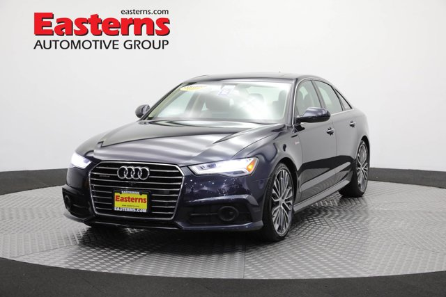 2017 Audi A6 Premium Plus Sport 4dr Car