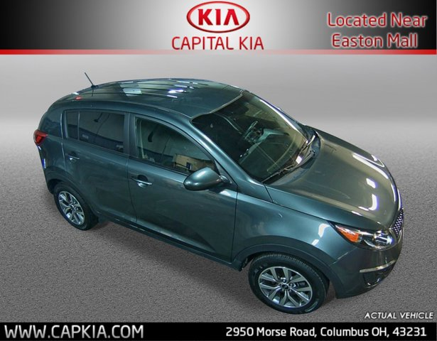 Used 2014 KIA Sportage in Columbus, OH