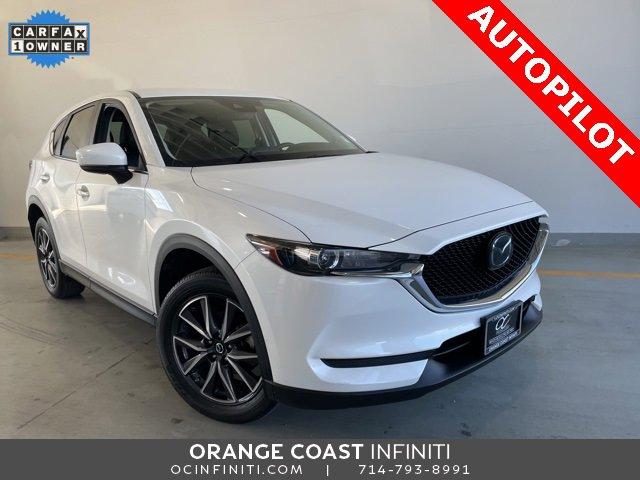 2018 Mazda CX-5 Touring Touring FWD Regular Unleaded I-4 2.5 L/152 [7]