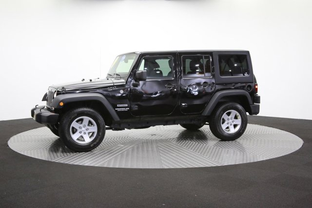 2016 Jeep Wrangler Unlimited for sale 124726 53