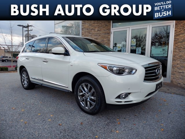 2014 INFINITI QX60 DRIVERS ASSIST NAVIGATION AWD 4dr Premium Unleaded V-6 3.5 L/213 [8]