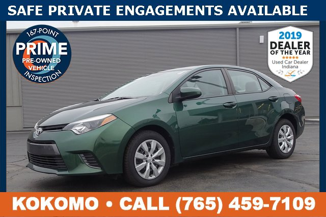 Used 2015 Toyota Corolla in Indianapolis, IN