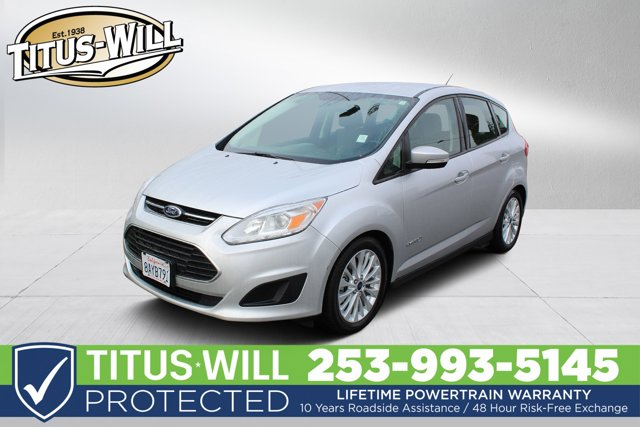 Used 2017 Ford C-Max Hybrid in Tacoma, WA