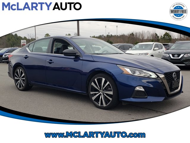 Used 2019 Nissan Altima in Little Rock, AR