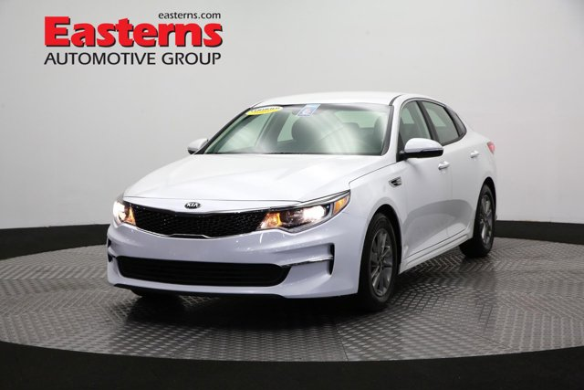 2016 Kia Optima LX Turbo 4dr Car