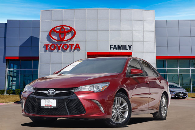 Used 2017 Toyota Camry in Burleson, TX