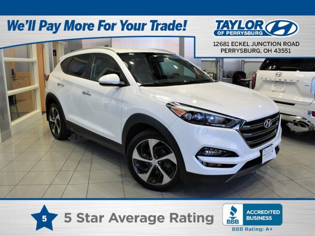 2016 Hyundai Tucson Limited photo