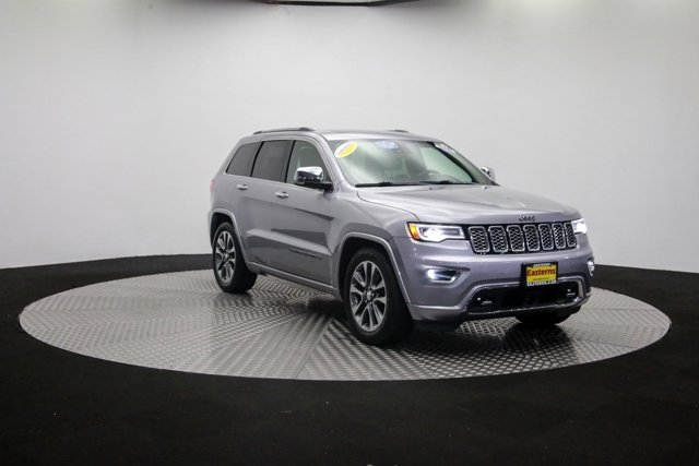 2017 Jeep Grand Cherokee for sale 122332 47