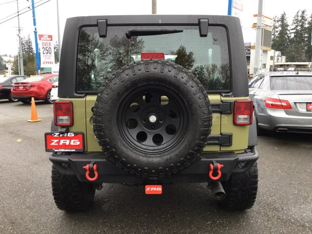 Used 2013 Jeep Wrangler Unlimited 4WD 4dr Sport