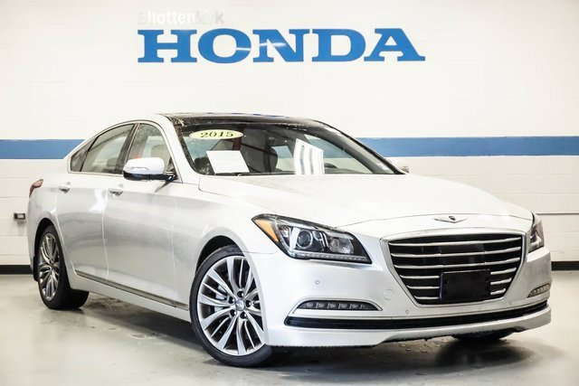 Used 2015 Hyundai Genesis in Cartersville, GA