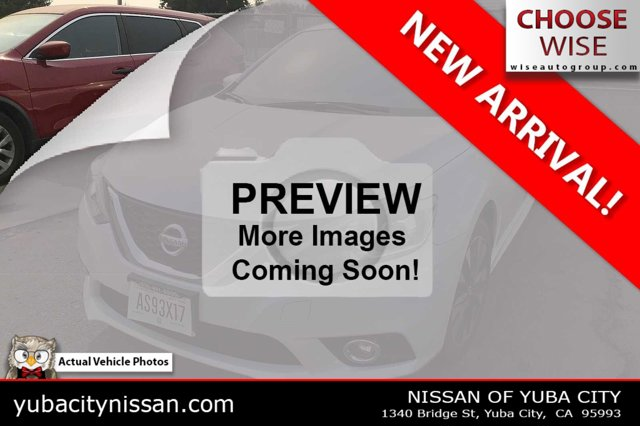 2017 Nissan Sentra SR Turbo SR Turbo CVT Intercooled Turbo Regular Unleaded I-4 1.6 L [17]