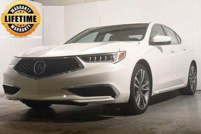 2019 Acura TLX wTechnology Pkg Leather interiorLike New exterior conditionLike New interior cond