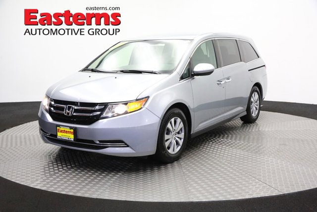 2017 Honda Odyssey EX Mini-van, Passenger