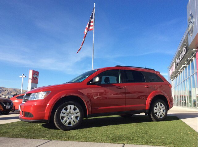 Used 2018 Dodge Journey in Pocatello, ID