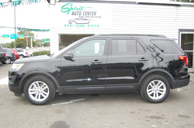 Used 2016 Ford Explorer FWD 4dr Base