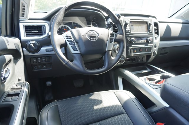 Pre-Owned 2018 Nissan Titan PRO4-x w-Utility Package