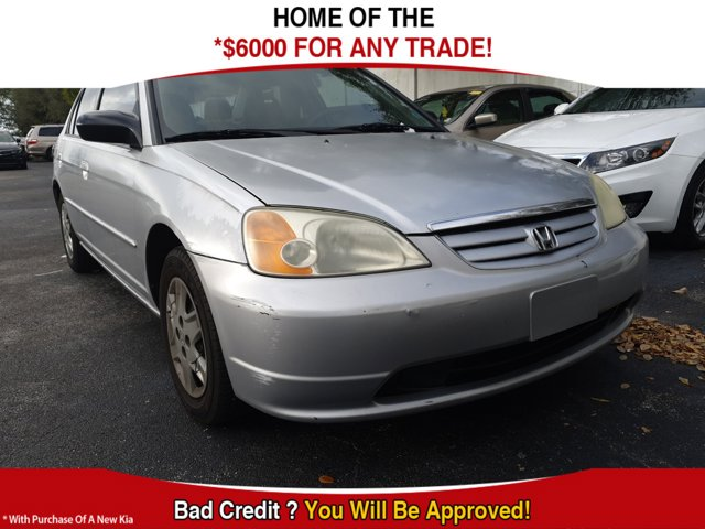 2003 Honda Civic Sedan LX