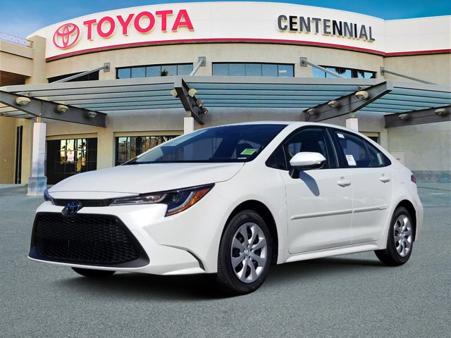 New 2020 Toyota Corolla in Las Vegas, NV