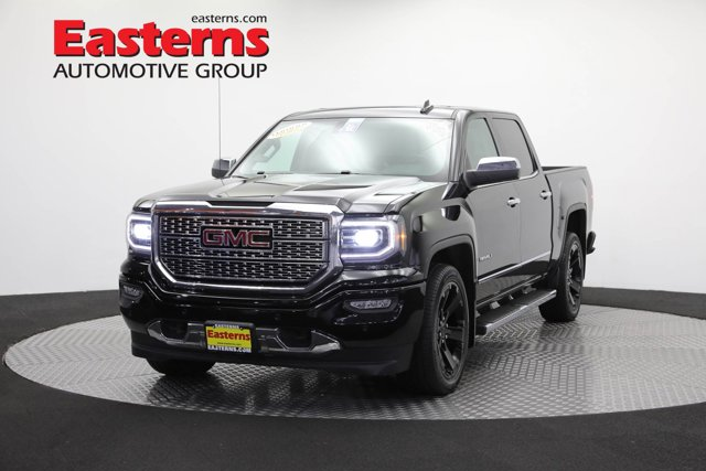 2017 GMC Sierra 1500 Denali Entertainment Crew Cab Pickup