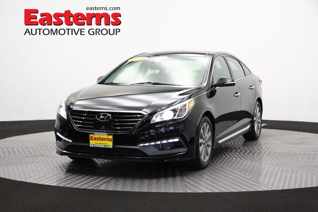2016 Hyundai Sonata Limited Ultimate 4dr Car