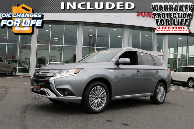 New 2019 Mitsubishi Outlander PHEV in Sumner, WA