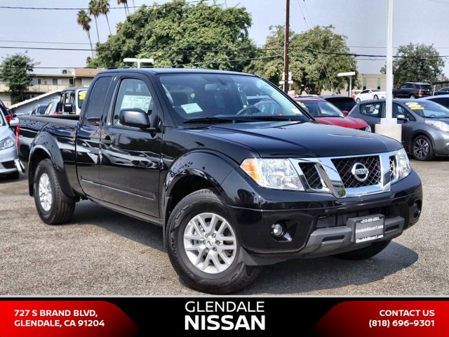 2020 Nissan Frontier SV King Cab 4x2 SV Auto Regular Unleaded V-6 3.8 L/231 [4]