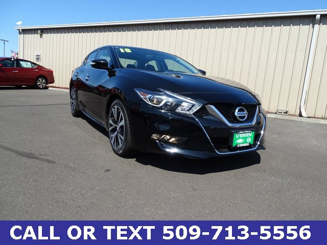 Used 2018 Nissan Maxima in Pasco, WA