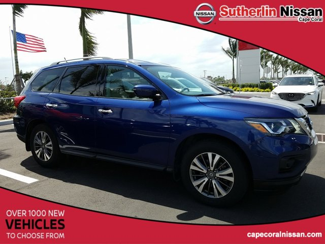 Used 2017 Nissan Pathfinder in Cape Coral, FL