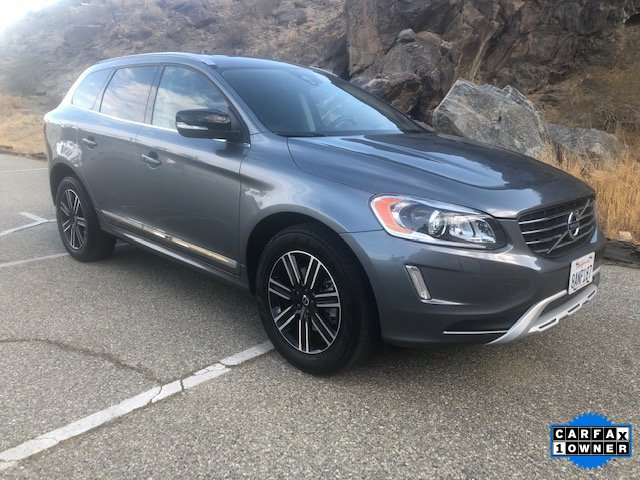 2017 Volvo XC60 Dynamic T5 FWD Dynamic Intercooled Turbo Regular Unleaded I-4 2.0 L/120 [5]