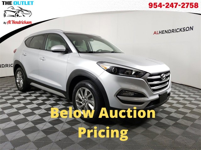 Used 2017 Hyundai Tucson in Coconut Creek, FL