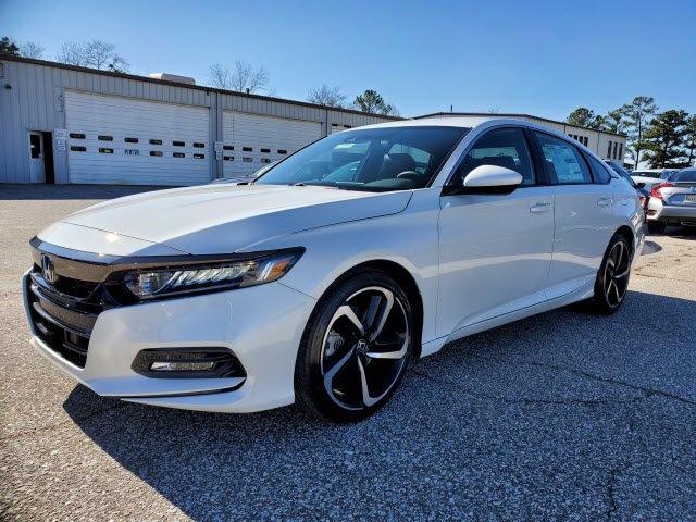 New 2020 Honda Accord Sedan in Auburn, AL