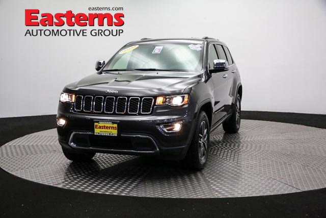 2017 Jeep Grand Cherokee for sale 123313 0